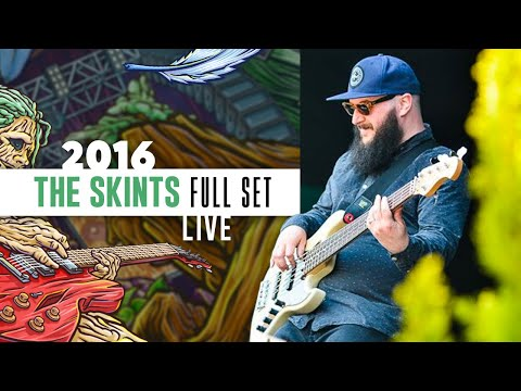 The Skints (Full Set) - California Roots 2016