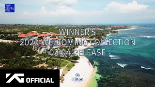 WINNER - WINNER'S 2020 WELCOMING COLLECTION [in BALI] PHOTOS…