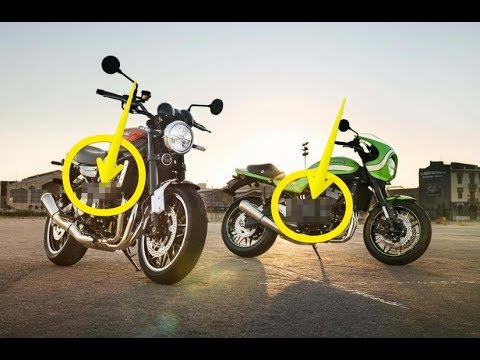 2018 Retro Kawasaki Z900RS And Z900 RS Cafe Review