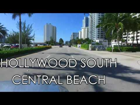 Time Lapse - Full - MiamiBeach to Boca