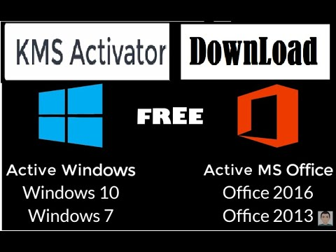 KMS Activator Download | Active windows 10, 7 & Active MS Office 2016, 2013 thumbnail