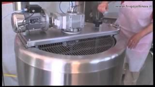 FRIGOJOLLINOX s.r.l. Laboratorio produzione conserve, marmellate, creme, sughi, succhi.