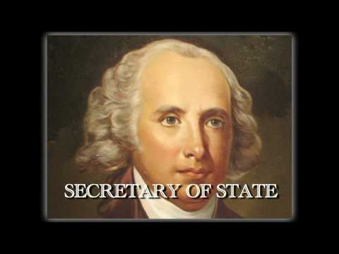 Presidential Minute With James Madison