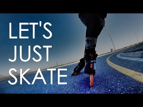 INLINE SKATING FLOW - PREPARATION FOR THE 2017 BERLIN MARATHON  // VLOG 138