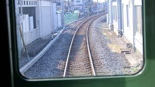 東武アーバンパークライン(東武野田線)愛宕駅から春日部駅まで