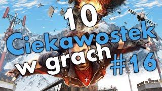 10 ciekawostek w grach #16
