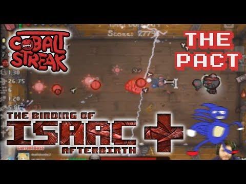 Afterbirth+ Speed Runs! - The Pact - Cobalt Streak