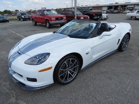 2013 Chevrolet Corvette 427 Convertible 60th Anniv. Start Up, Exhaust, and In Depth Review