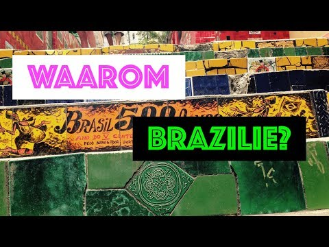 Waarom Brazilie?