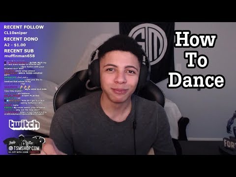 Dance Tutorial By TSM Myth