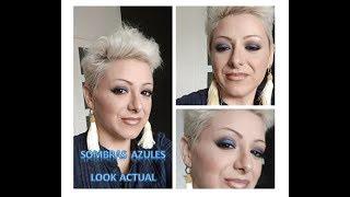 Sombras azules - Look Actual