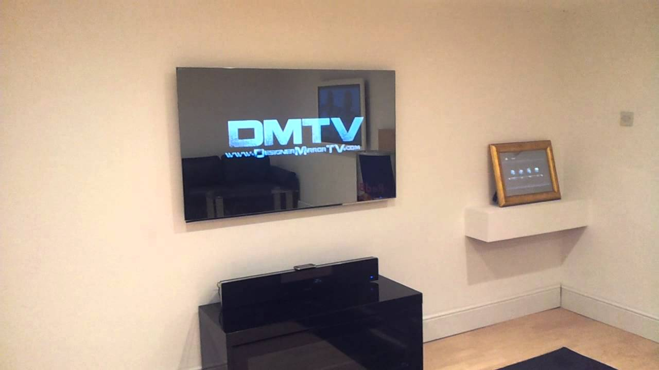 55 Quot Frameless Mirror Tv From Mirrortvs Com Youtube