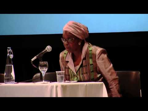 Bineta Diop keynote at 2014 International Conference on Sustainable Development Practice (ICSDP)