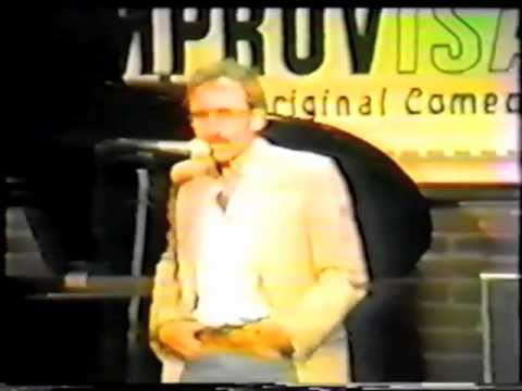 Andy Kaufman's Wake at the Improv 1984 (Edited)