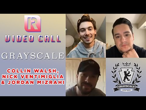 Grayscale Talk Life In Lockdown & Their Rock Sound Cover Shoot - Video Call With 'Rocksound'