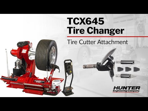 TCX645 Tire Cutter Attachment
