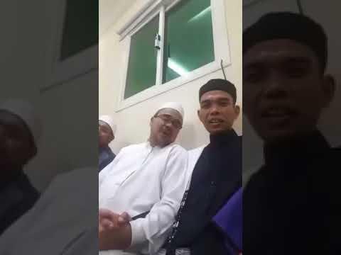 Allahuakbar .... Detik2 Dua Ulama Bertemu Ustadz Abdul Somad Dan Habib Rizieq Shihab
