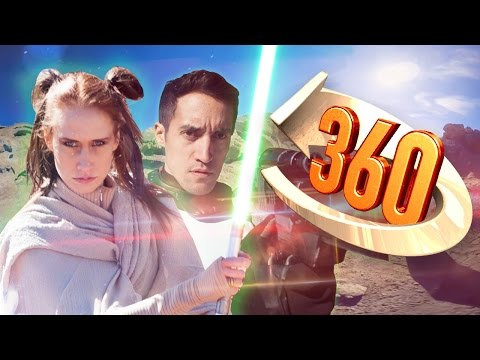 Star Wars 360 VR Experience – Desert Assault