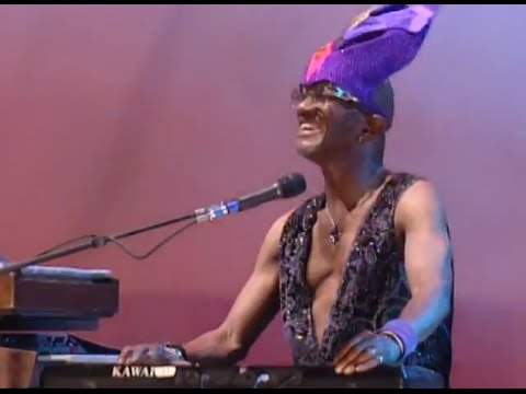 Bernie Worrell and the Woo Warriors - Red Hot Mama - 7/22/1999 - Woodstock 99 West Stage (Official)