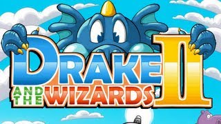 Drake and the Wizards II-Walkthrough