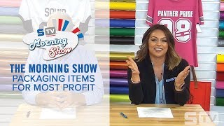 Tips for Packaging Items for Most Profit | Morning Show Ep. 126