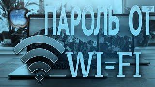 видео Как найти забытый пароль к WiFi