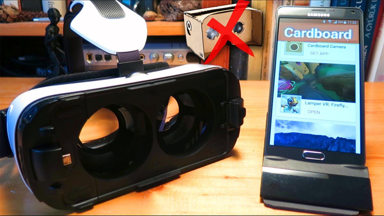 האחרון How to use Google Cardboard on the Samsung Gear VR – Oculus SS-66