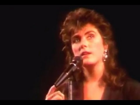 Laura Branigan - Forever Young [cc] LIVE 1986