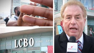 LCBO: Liquor thefts caused by media coverage, so the store calls cops on us! | David Menzies