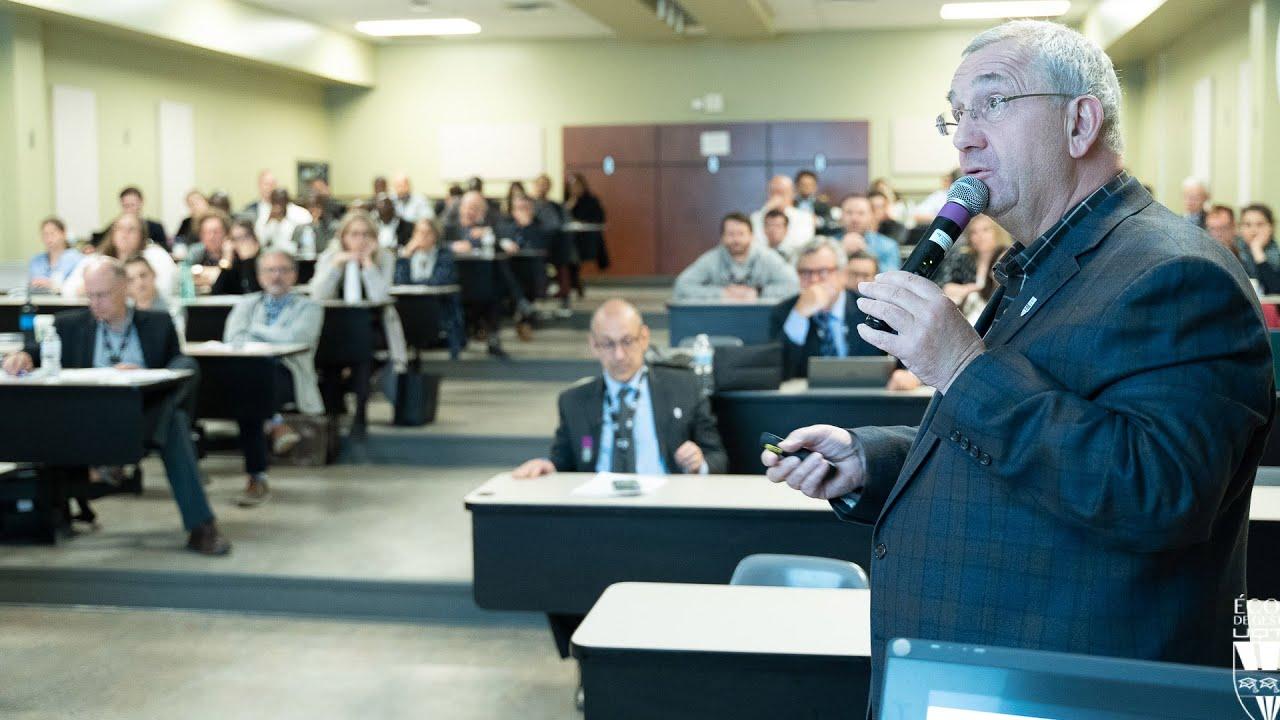 Christophe Bredillet  | 4e conférence internationale en gestion de projet UQTR