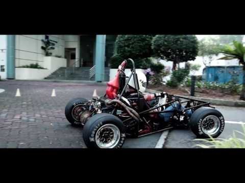 Production video for NUS Formula SAE – Team R16