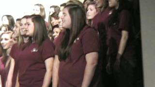 PSHS Choral Department - I Leave With A Song