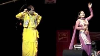 Miss Pooja & Mintu Dhuri - Speaker 2  ft - Mandeep Deol live at Canada