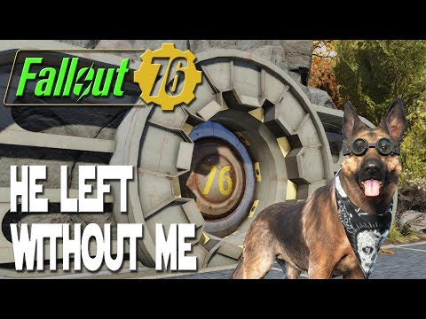 Fallout 76 Ep 1 - Where Can I Find Dogmeat?