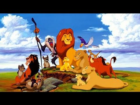 The Lion King - The Circle Of Life (HD) - Movie For Children 2016