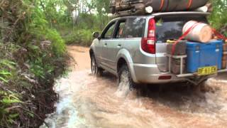 team great wall, telegraph track north queensland, part 1