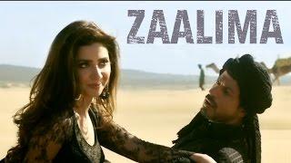 Zaalima (Reprise Cover) - Raees || Shah Rukh Khan || Mahira Khan || Arijit Singh || Harshdeep Kaur