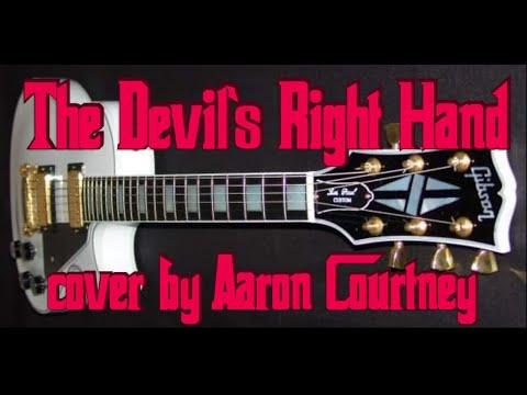 Steve Earle - The Devil's Right Hand ( cover ) by Aaron Courtney