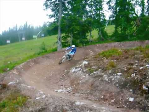 Sälen Bike Park - Downhill mountain bike!