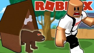 ESCAPING THE EVIL PET STORE IN ROBLOX