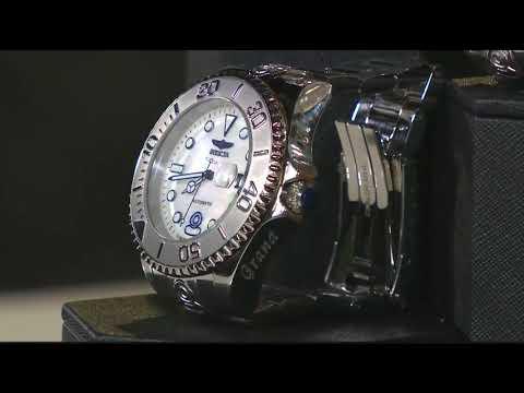 666-490, 666-491, 666-492 Invicta Men's 47mm Grand Diver 3 Limited Edition Watch
