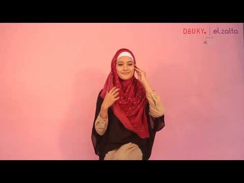 Hijab Tutorial elzatta