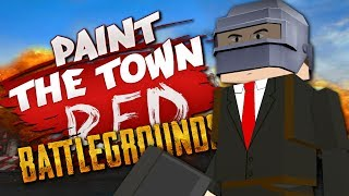 PAINT THE TOWN BATTLEGROUNDS - Best User Made Levels - Paint the Town Red