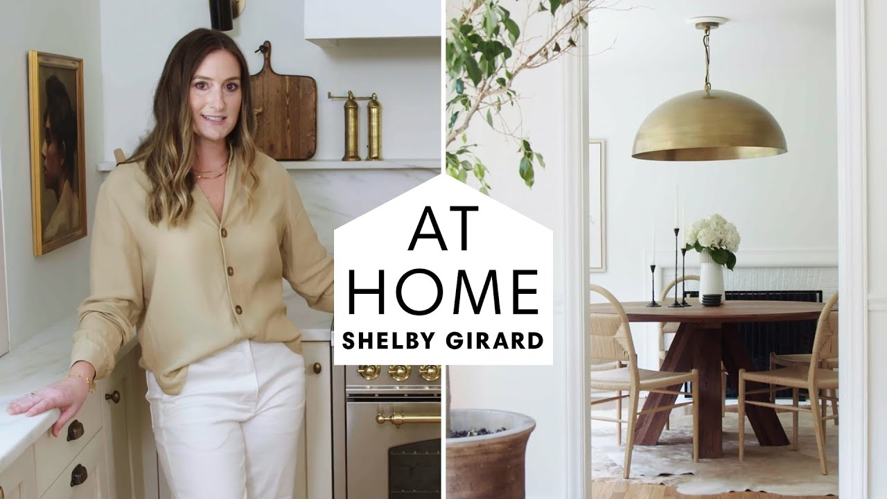 Tour a Modern New England Home Renovation | At Home with Shelby Girard | Harper's BAZAAR