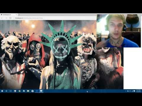 The Purge Election Year Review & Predictive Programming