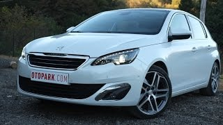Peugeot 308 1.6 e-HDI (2014)   TEST