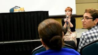 Ruth Connell Panel Part 1 Omnicon 2016
