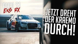 JP Performance - Jetzt dreht der Kraemo durch! | AUDI S1 EKS RX