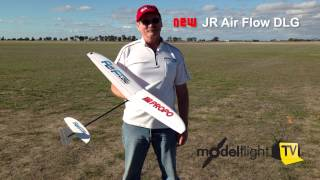 JR Airflow Discus Launch Glider with Joe...