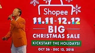 Shopee 11.11-12.12 Big Christmas Sale: Jose Mari Chan Xmas Song